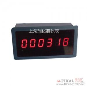 菲克苏_数显电子计数器_时间继电器_外形43x79