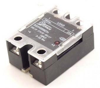 菲克苏_新佳_方壳中功率交流固态继电器SGD1024ZD1_10A_240V