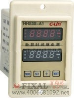菲克苏_欣灵_HHS3S-A1智能型时间继电器(双色显示)