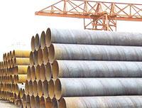 Q345B螺旋钢管 埋弧焊螺旋钢管厂家