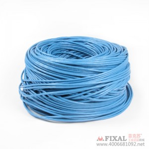 菲克苏_多通_HSYV6类网线_千兆网络线_电脑线_阻燃通信电缆网吧专
