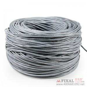 菲克苏_多通_HSYV超5类网线网络线电脑网线数字通信电缆_零剪