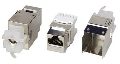 华南总代南京普天超五类卡线式模块专柜正品报价