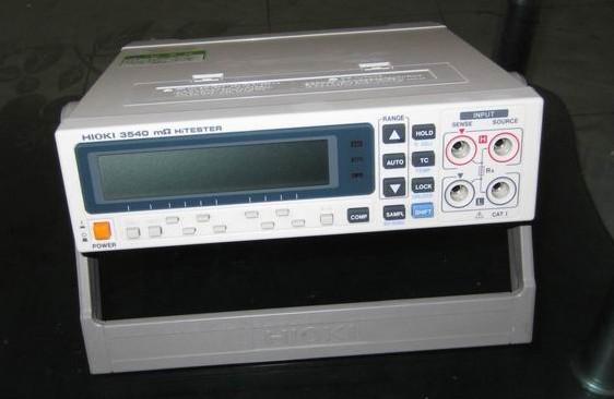 回收Hioki3540 3540-03微电阻测试仪
