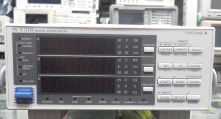 求购/回收 WT210回收单相数字功率表