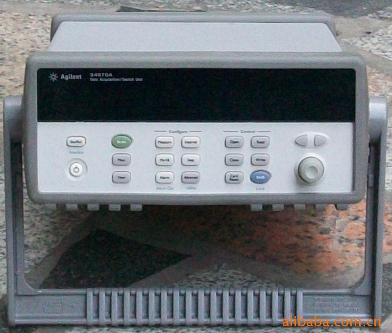 求购/回收Agilent34970A回收数据采集器