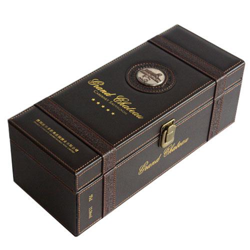 红酒酒盒设计*深圳葡萄酒包装—葡萄酒礼盒生产