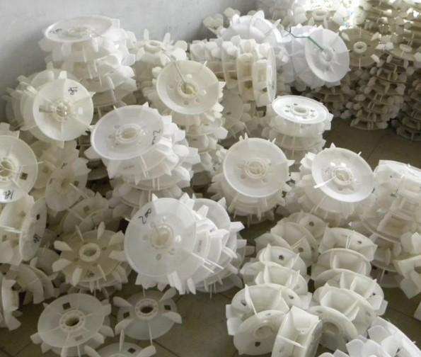 塑料风叶耐高温塑料风叶