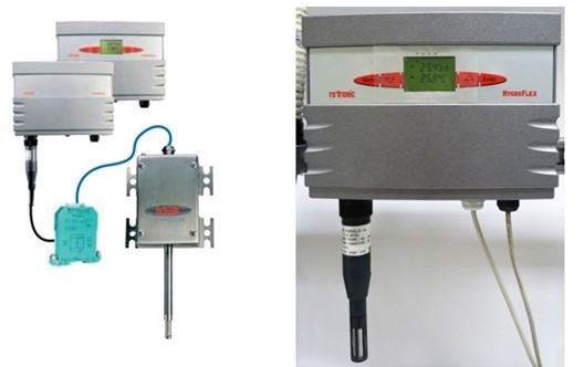 HTS 温湿度变送器
