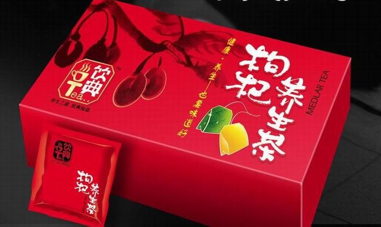枸札参茶批发枸杞养生袋泡茶/红润补气血茶/美容养颜茶批发