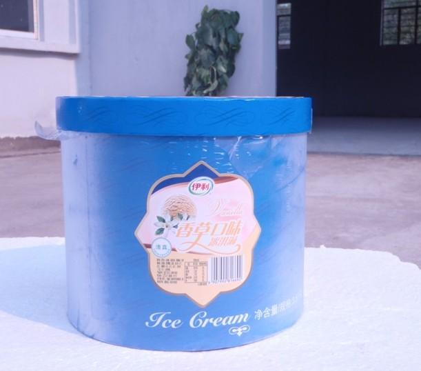 上海桶装冰淇淋_冷饮_饮料