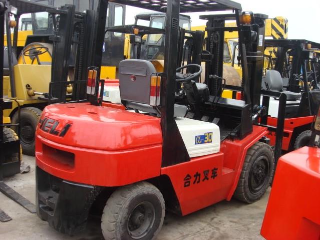 上海二手叉车网二手叉车上海联合销售--免费送货/半年质保