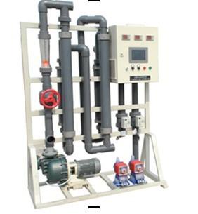 供应水体盐度自动调节设备