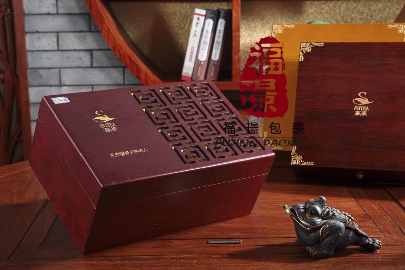专业设计生产高档木制礼品盒