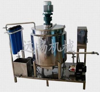 日化成套生产洗发水设备