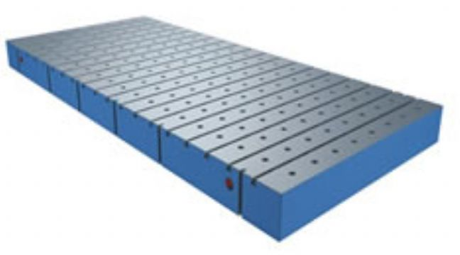 铸铁测量平板精度,铸铁圆形平台材质,铸铁划线平板生产