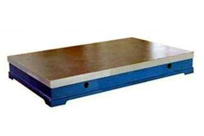重型铸铁平板生产工艺,铸铁研磨平台规格,铸铁焊接平板材质