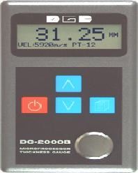 德光DC-2000B超声波测厚仪18964790855