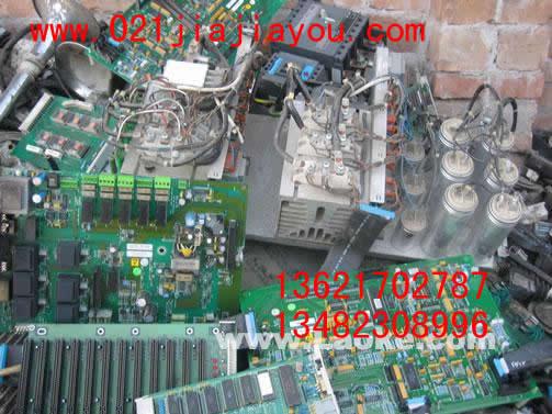 闵行区电路板回收闵行收购线路板废电子料回收