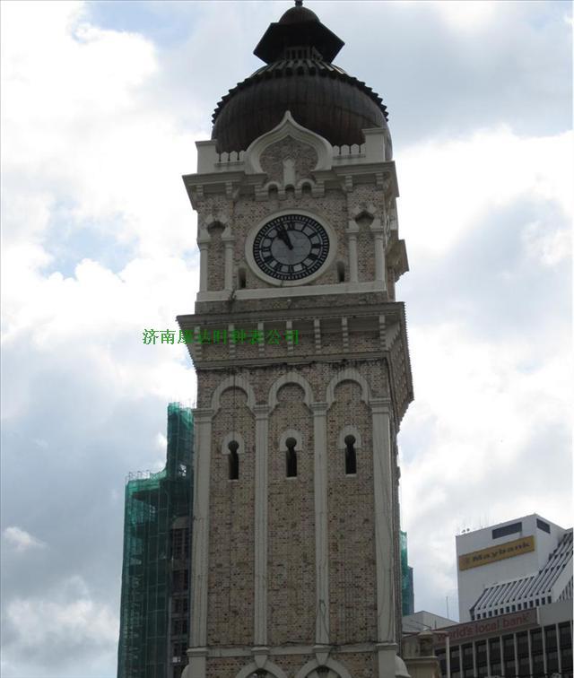 建筑塔钟,户外塔钟,景观钟,花坛钟