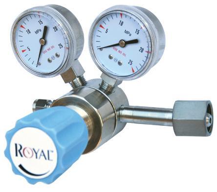 316L高压气体减压阀(氮气、氢气)