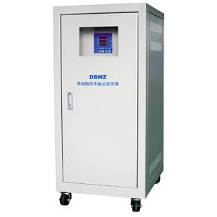 厂家直供中山龙力SBWZ-250KVA单三相数控无触点稳压器 高精度 保修三年(图)