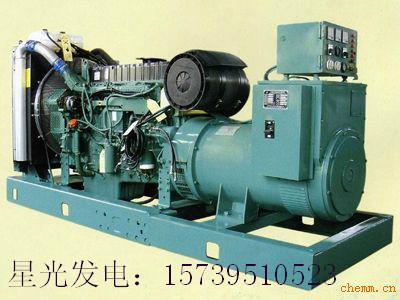 350KW沃尔沃柴油发电机组