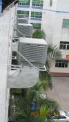 珠海厂房降温水帘风机环保空调厂家直销供应