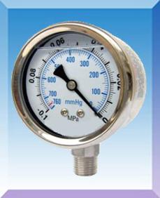 耐震真空压力表ZN-50/60/75/100/150