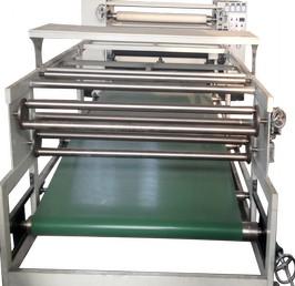全自动多功能热转移印花机(无锡市成明纺织机械厂)