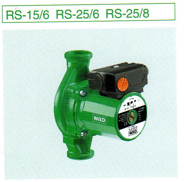 RS-15/6屏蔽式水泵威乐