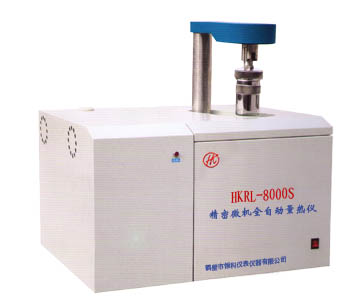 全自动氧弹式量热仪/煤炭热量仪