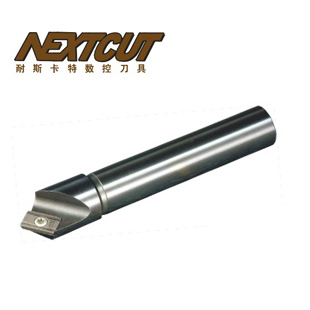 耐斯卡特45°定位倒角刀杆,45°内外倒角刀,倒拉式倒角刀