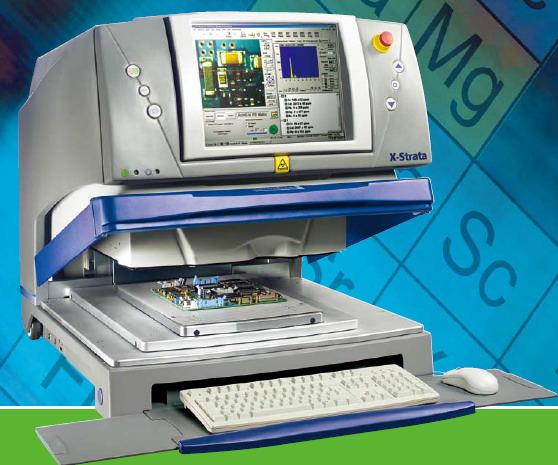牛津X-Strata980(X荧光镀层测厚及痕量元素分析仪)