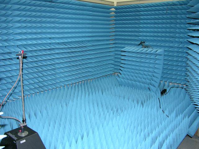 3米法电波(微波)暗室