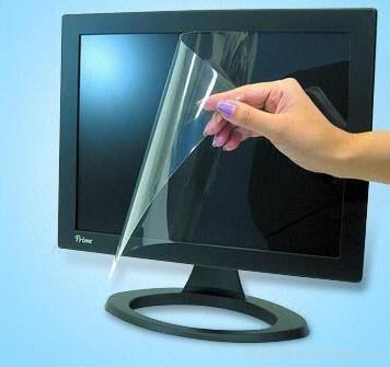 PET透明保护膜 液晶屏面保护膜