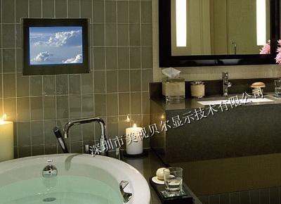 浴室电视,浴室防水电视