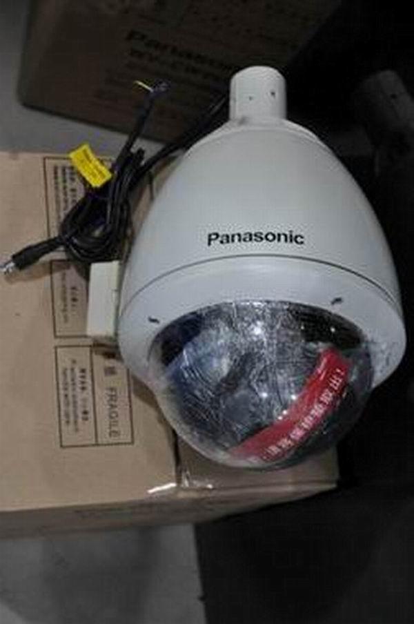 仿松下监控摄像机WV-CW860室外防水高速球
