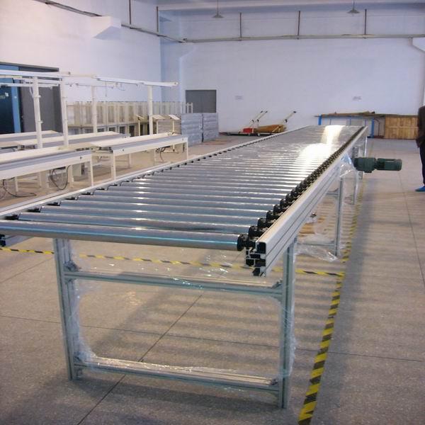 首达机械锥形滚筒生产加工技术