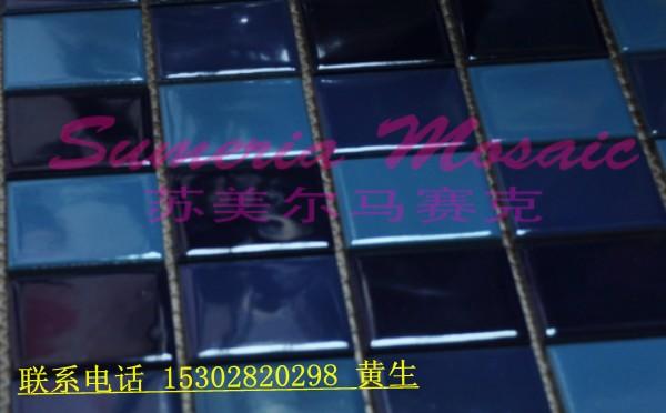 江阴陶瓷马赛克优惠供货商 别墅外墙砖陶瓷马赛克装饰工程