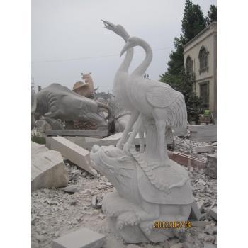 鸳鸯雕塑瓷图片
