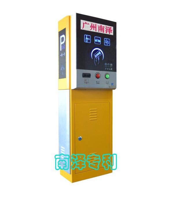智能停车场管理系统设备P8003Y出入口控制机