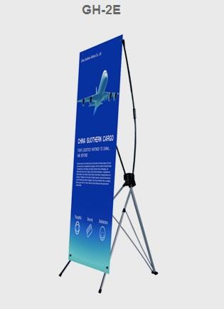 展示架展览展示器材金属材质铝合金GH-2E