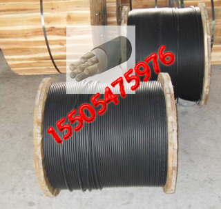PE-ZKW/8×2煤矿用聚乙烯束管