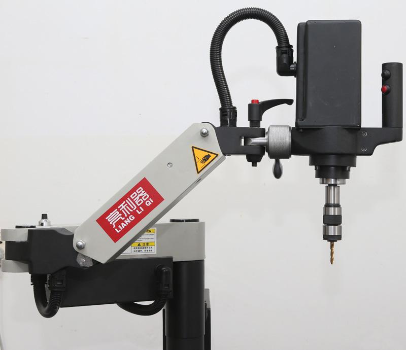 亮利器|电动攻丝机M10-300万向型