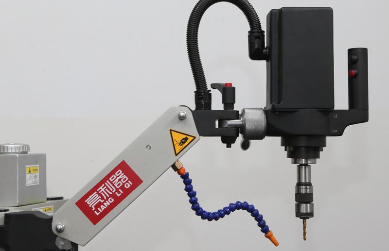 亮利器|电动攻丝机M10-300万向润滑型