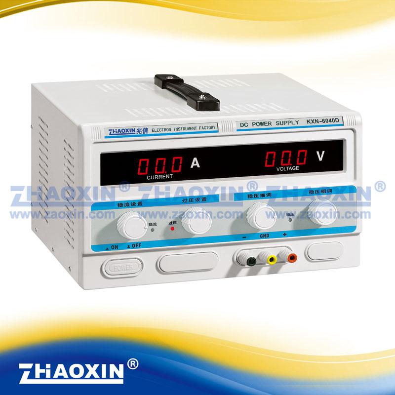 批发兆信大功率可调开关电源kxn-6040d