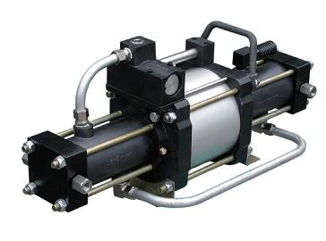 气体增压泵STD系列双作用泵