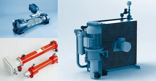 德国Universal Hydraulik热交换器