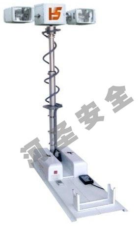 折叠式高杆升降灯,移动照明灯,高干照明灯,升降照明灯